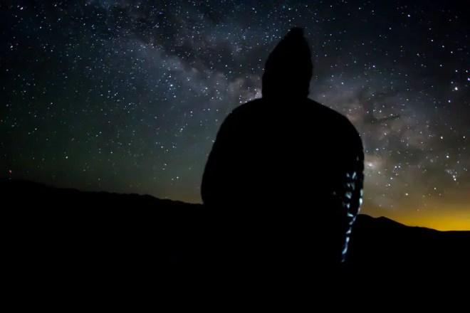 Yosemite Clouds Rest Self Stars