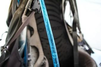 Frozen Water Tube Backpack Sweden