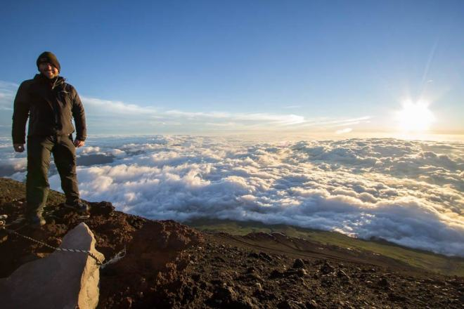 Mount Fuji Self Daylight
