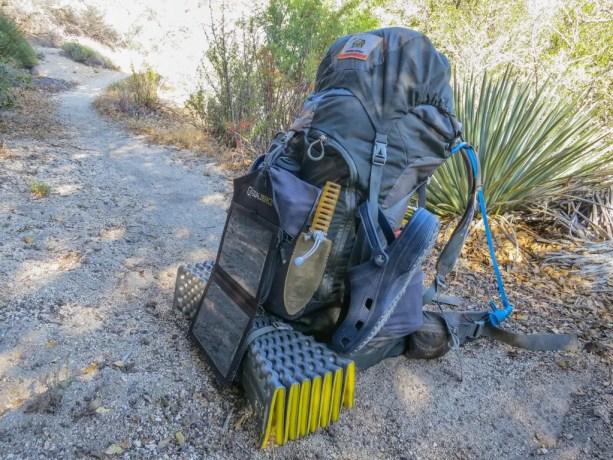 Osprey Atmos 65 Pack Desert PCT