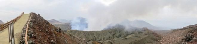 Aso Hike Panorama 1