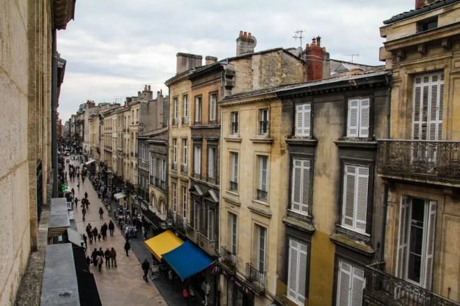 Bordeaux Streets