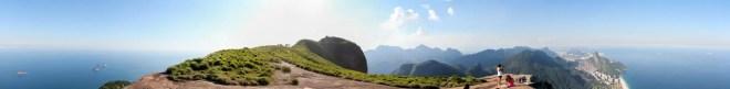 Pedra da Gavea Panorama