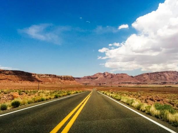 Road Trip Arizona Highway