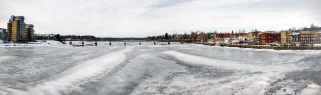 Sweden Umea Panorama