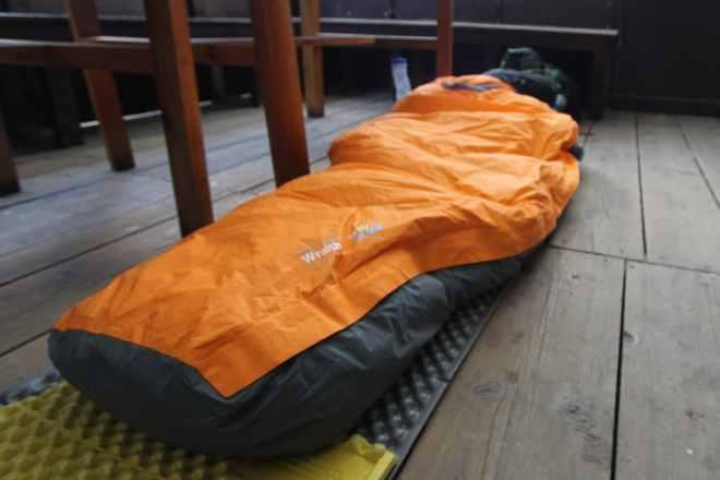 Everest Base Camp Dog Namche Bazaar Sleeping Bag