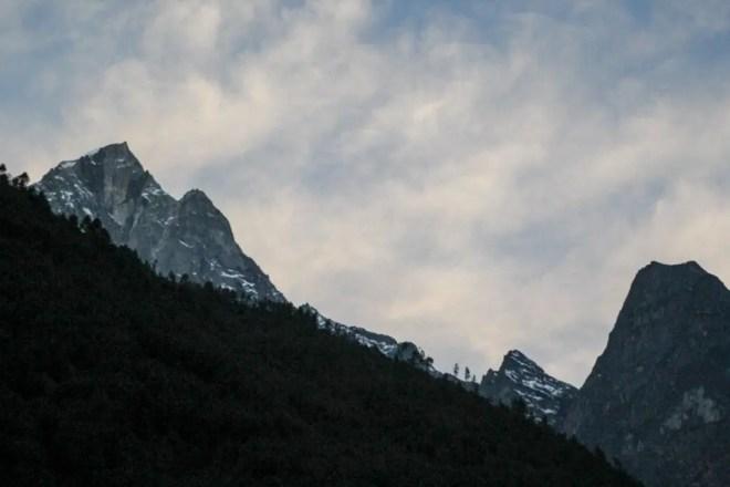 Phakding Mountain Morning