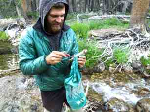 Appa Fish PCT Sierras