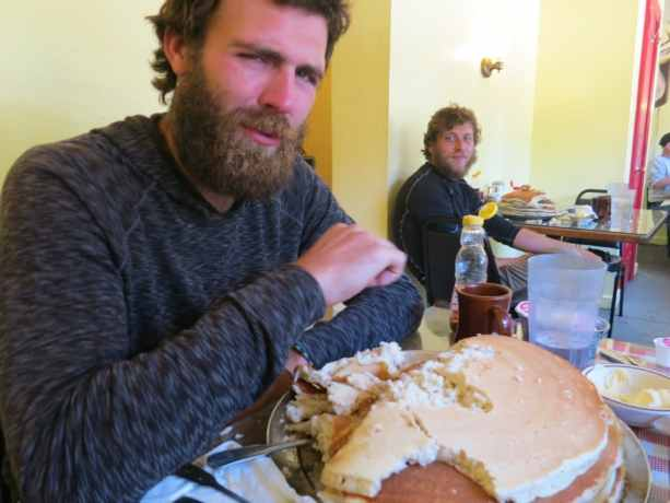 Appa Pancakes Seiad Valley Pacific Crest Trail