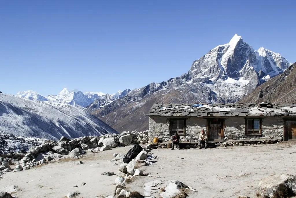 Himalaya Dingboche to Chukhung