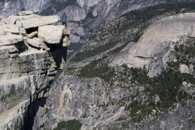 Yosemite Diving Board Edge Self