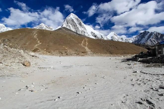 EBC Trek Himalaya Gorak Shep 2
