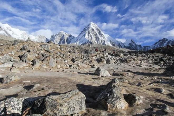 EBC Trek Himalaya Landscape