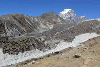 Everest Base Camp EBC Dughla View