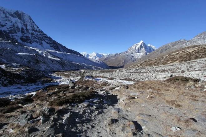 Everest Base Camp Trek Chukhung Morning