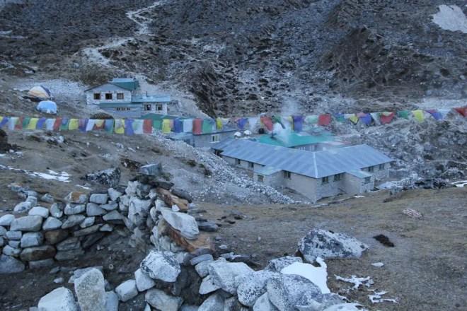 Everest Base Camp Trek Dughla