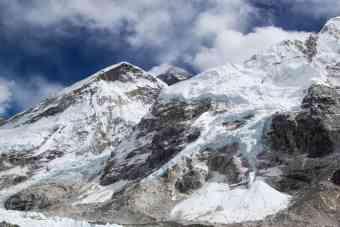 Everest Base Camp Trek Everest Peak