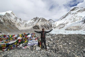 Everest Base Camp Trek Self EBC