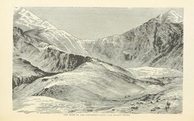 Grays Peak CDT Old Photo