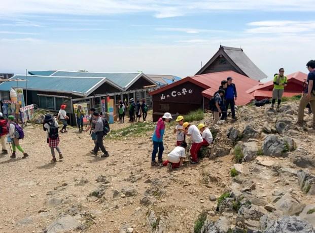Mt Ibuki Summit Shops