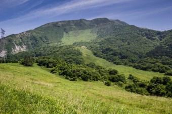 Mt Ibuki View
