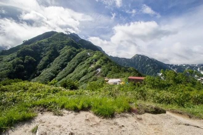 Mount Tsurugi Summit
