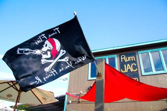 Rum JAC Rum Fire Island