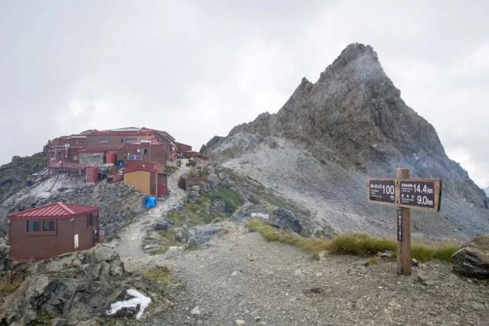 Yarigatake-Peak-View