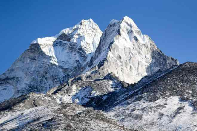 EBC Trek Himalaya Mountains