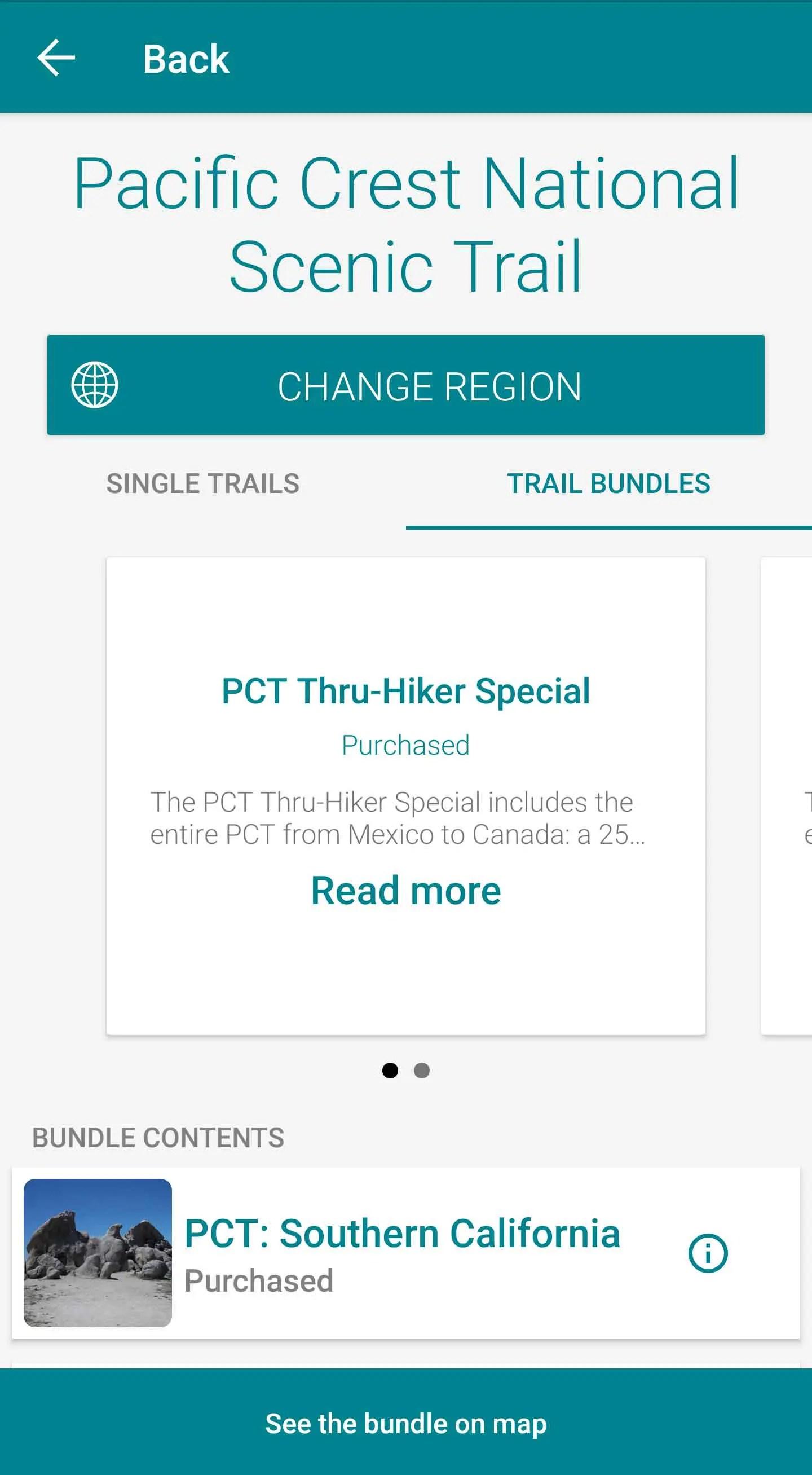Guthook Guides: Hike & Bike Offline