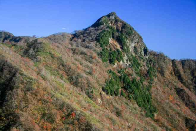 Kanmuriyama Summit