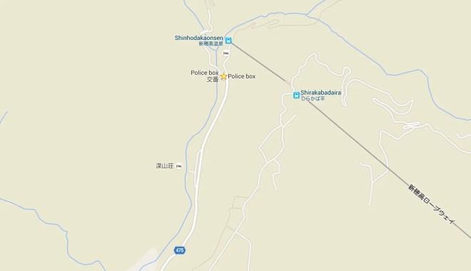 Mt Kasa Map Screenshot