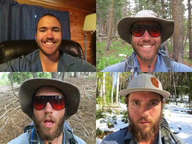 PCT Beard Face Photo