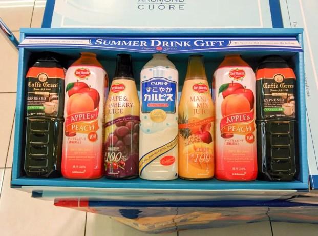 Japanese Supermarket Drink Set