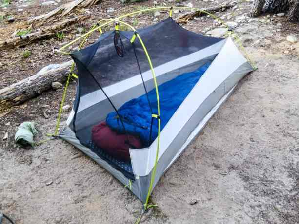 PCT NorCal Tent Sleeping Bag