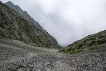 Okuhotaka Western Trail