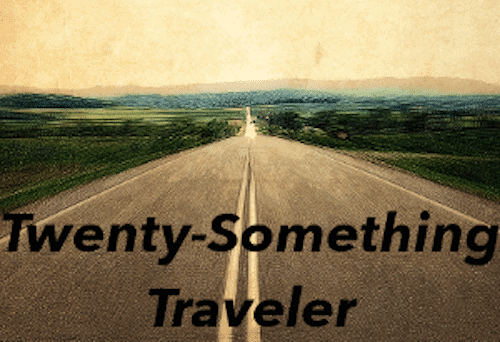 Twenty Something Traveler Image