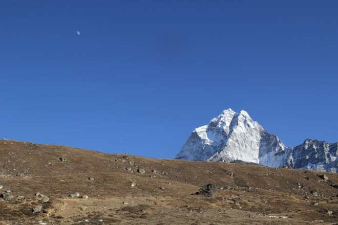 Himalaya EBC Trek Sky