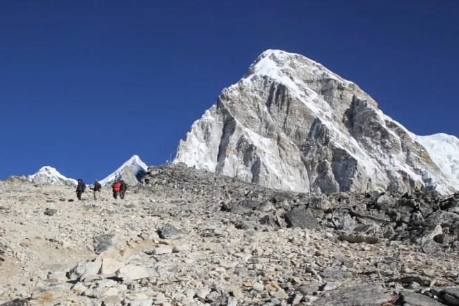 Kala Patthar Descent
