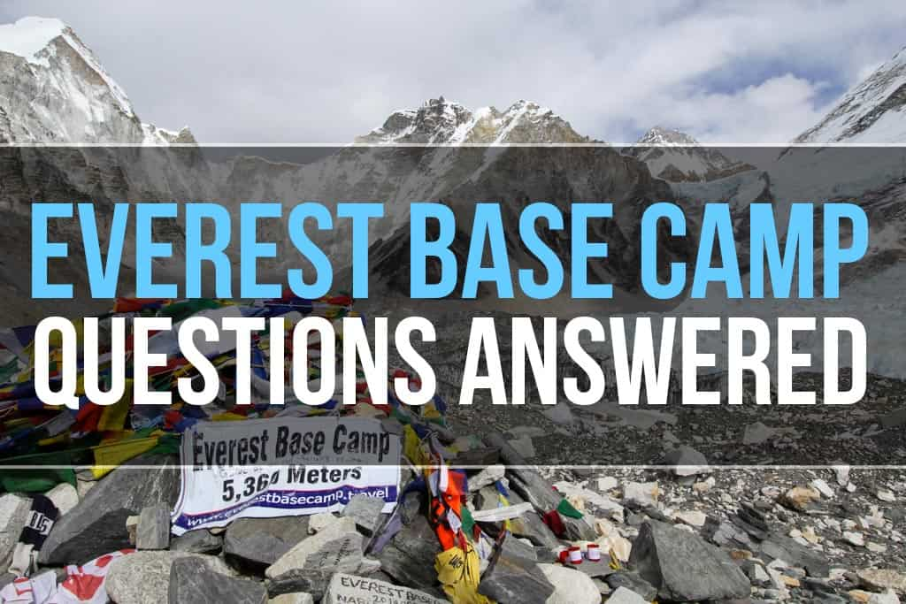 Nepal Himalaya Everest Base Camp Sign Featured