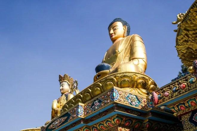 Kathmandu Buddha