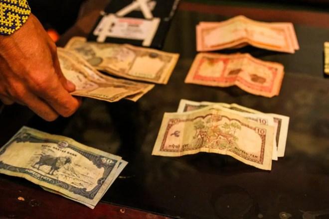 Kathmandu Nepal Rupee