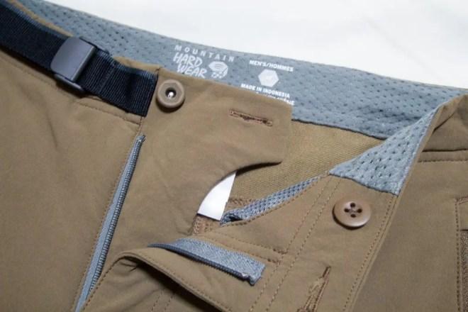 Mountain Hardwear Chockstone Shorts-3