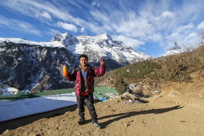 Nepal Dude