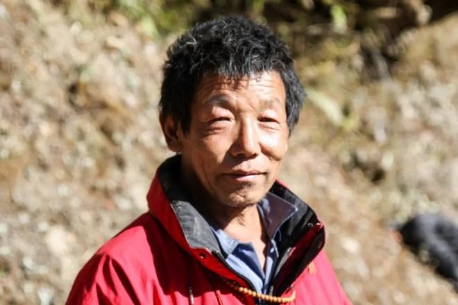 Nepal Man