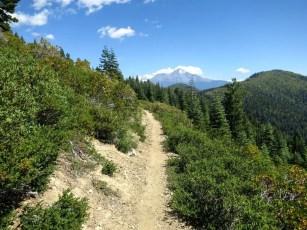 PCT NorCal Castle Crags Trail