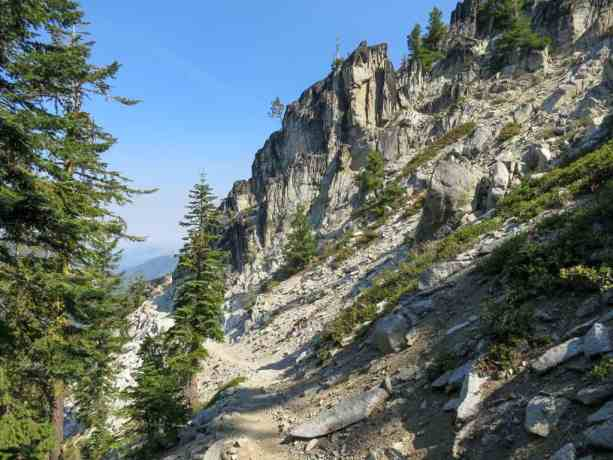 PCT NorCal Marble Mountains