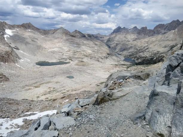 PCT Sierra Alpine View