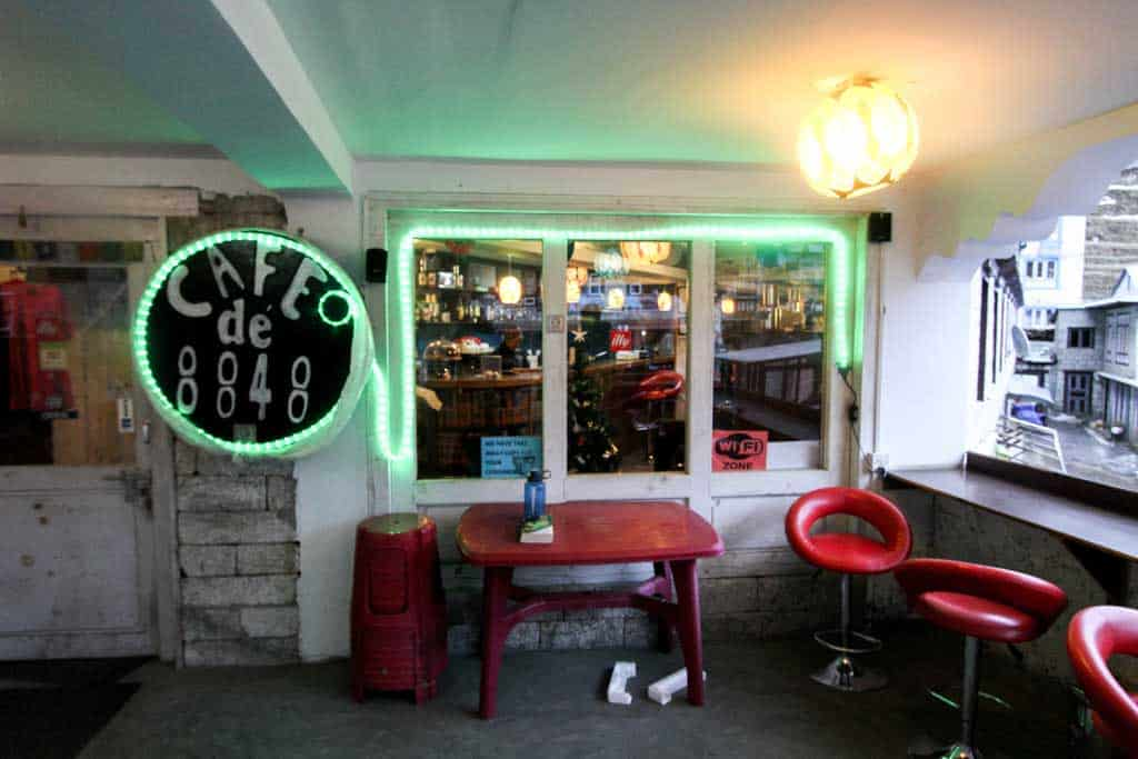 Nepal-Himalaya-Namche-Cafe
