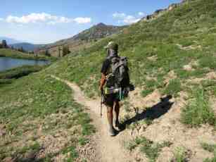PCT-Sierra-Hiker-Trail